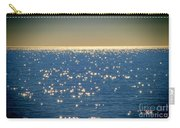 Diamonds On The Ocean Carry-all Pouch