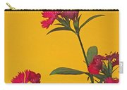 Dianthus At The Door Carry-all Pouch