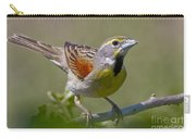Dickcissel Carry-all Pouch