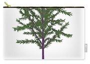 Dicroidium Prehistoric Seed Plant Carry-all Pouch