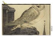 Die Schleyer Eule Carry-all Pouch