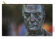 Diego Fernando Montanes Alvarez Statue Cadiz Spain Carry-all Pouch