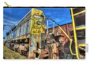 Diesel Locomotive Csx Carry-all Pouch