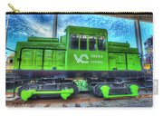Diesel Locomotive Virginia Central No 3  Carry-all Pouch