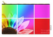 Diffraction Of Light Carry-all Pouch