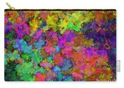 Digiral Abstract Colors Rich Carry-all Pouch