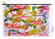 Digital Abstract 3 Carry-all Pouch