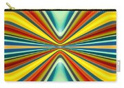 Digital Art Pattern 8 Carry-all Pouch by Amy Vangsgard
