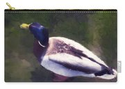 Digital Duck Carry-all Pouch