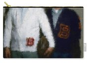 Digital Painting The Lettermen Carry-all Pouch