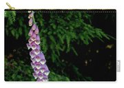 Digitalis Carry-all Pouch
