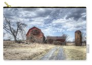 Dilapidated Barn Carry-all Pouch