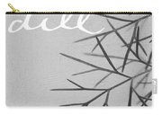 Dill Carry-all Pouch by Linda Woods