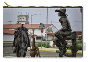 Dillon Montana Cowboy Carry-all Pouch