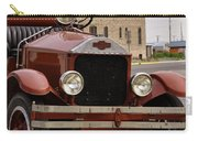 Dillon Montana Vintage Fire Truck Carry-all Pouch
