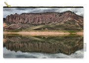 Dillon Pinnacles In Blue Mesa Carry-all Pouch