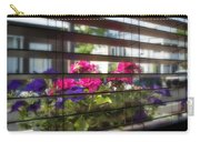 Diner Flowers Carry-all Pouch