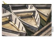 Dinghies Dockside Faded Carry-all Pouch