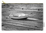 Dinghy At Low Tide Carry-all Pouch
