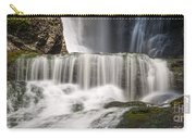 Dingmans Falls Close Up Carry-all Pouch
