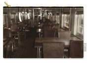 Dining Car Carry-all Pouch