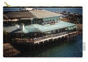 Dining On The Bay Carry-all Pouch