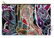 Dinka Bride Carry-all Pouch by Gloria Ssali