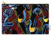 Dinka Wise Virgins Carry-all Pouch by Gloria Ssali
