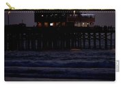 Dinner At The Pier Carry-all Pouch