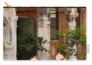 Dinner Tables In Venice Carry-all Pouch