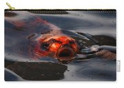 Dinner Time For Koi Carry-all Pouch