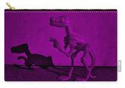 Dino Dark Purple... Barney Carry-all Pouch