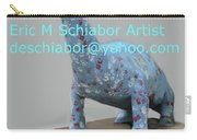 Dino The Bayville Dinosaur Carry-all Pouch