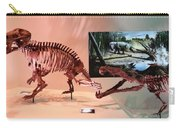 Dinosaur Fossils Carry-all Pouch