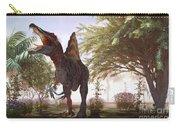Dinosaur Spinosaurus Carry-all Pouch