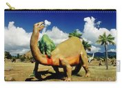 Dinosaur Violence Carry-all Pouch