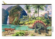 Dinosaur Volcanos Carry-all Pouch