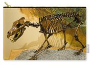 Dire Wolf Fossil Carry-all Pouch