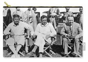 Director Douglas Fairbanks Carry-all Pouch