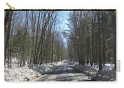 Dirt Road In March Carry-all Pouch