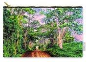 Dirt Road To Secret Beach On Kauai Carry-all Pouch