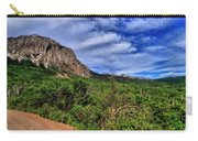 Dirt Roads And Aspen Forest In Colorado Carry-all Pouch