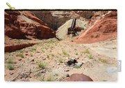 Dirty Devil Mine San Rafael Swell - Utah Carry-all Pouch