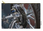 Disc Brakes Hot Rod Carry-all Pouch