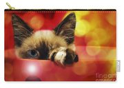 Disco Kitty 1 Carry-all Pouch