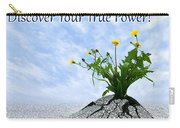 Discover Your True Power Carry-all Pouch