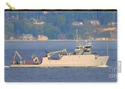 Discovery Bay Military Ops Ship Carry-all Pouch