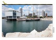 Discovery World Milwaukee Wisconsin Carry-all Pouch