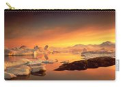 Disko Bay, Greenland Carry-all Pouch