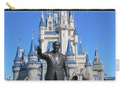 Disney And Mickey Carry-all Pouch